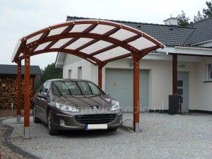 Carport WIKI4 (wiata garażowa)