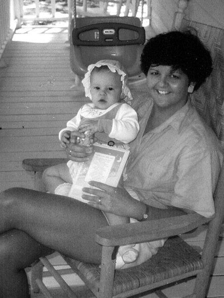 Mother's Day circa '88