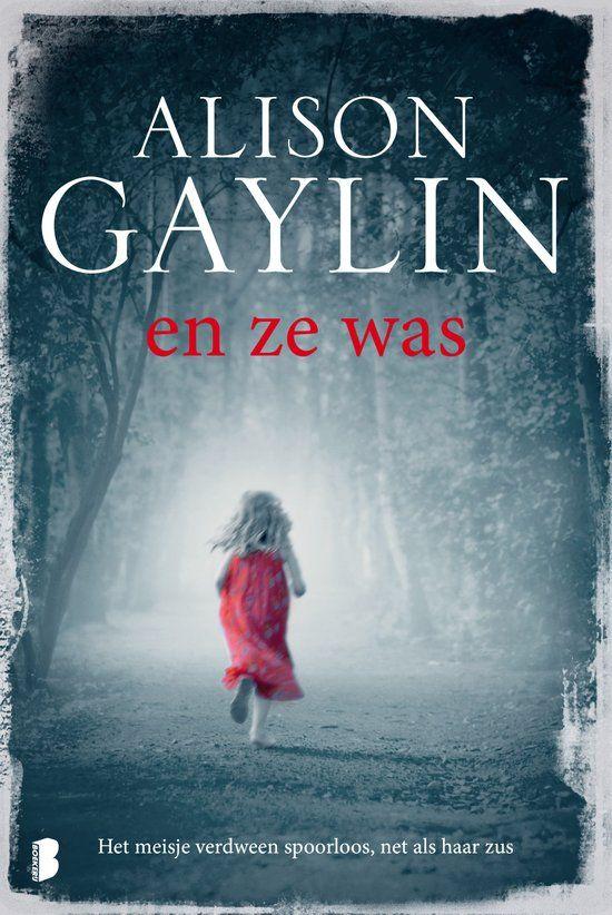 bol.com | En ze was, Alison Gaylin | 9789022571903 | Boeken