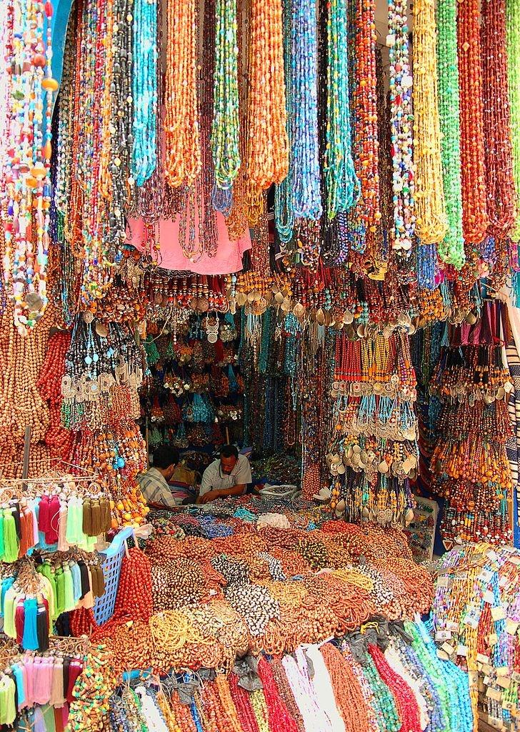 Marrakesh Market, Morocco  Mesmerized in Marrakech