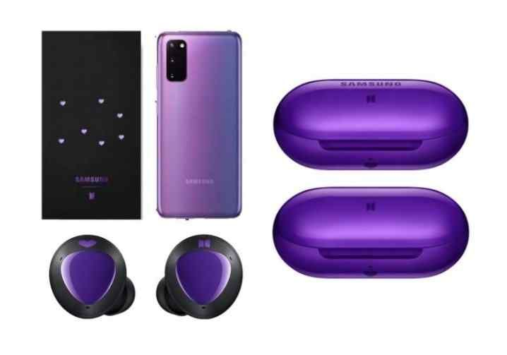 Galaxy S20 Bts Edition And Buds Bts Edition Models Launched In India Tryotec Samsung Samsunggalaxy Smartphones In 2020 Bts Galaxy Bts Bomb