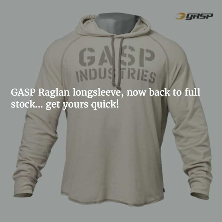 GASP Thermal Hoodie, look your best all the time! Buy Yours Now! https://www.globalgymwear.com/collections/gasp-mens-longsleeves-and-jackets/products/gasp-long-sleeve-thermal-hoodie?variant=8283612803