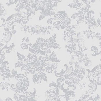Coloroll Vintage Lace Wallpaper Dove Grey - Coloroll from I love wallpaper UK