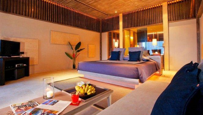 Luxury bedroom suite