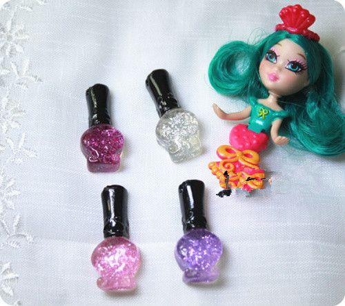 10X mini perfumes resin diy bling iphone deco cabocons | chriszcoolstuff - Craft Supplies on ArtFire http://www.artfire.com/ext/shop/product_view/6249015