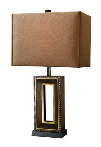Part of Elk Lighting, Dimond Lighting is able to offer great-looking lamps at very affordable prices.  $171