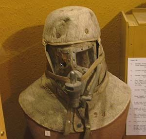 German WW1 Gas Mask