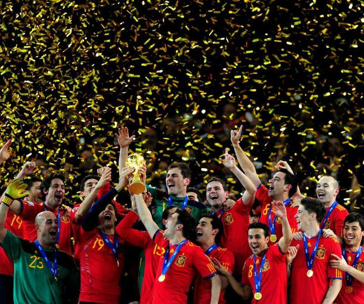 El mundial de fútbol desde la pantalla chica