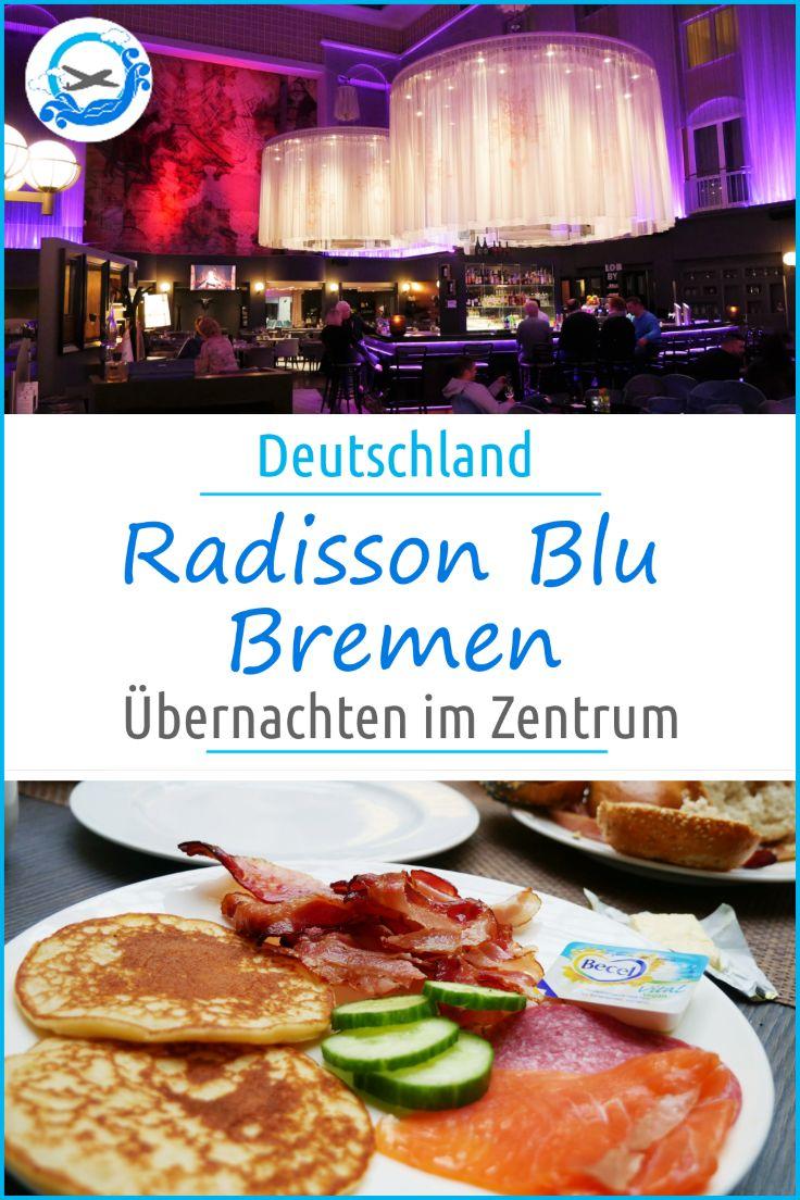 Das Hotel Radisson Blu Bremen gehört zu den Top Adressen für eine Städtereise in Bremen. Zentrale Lage, gute Ausstattung und ein Angebot für eine Städtereise mit Kind runden das Angebot nicht nur als Familienhotel ab.