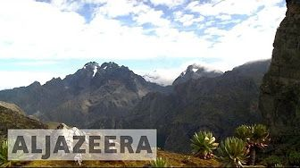 The disappearing glaciers of Uganda