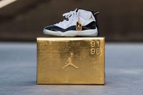 """4. Air Jordan XI """"Defining Moments"""" – $1,579  Most Expensive Sneakers at Dubai's Sole DXB 
