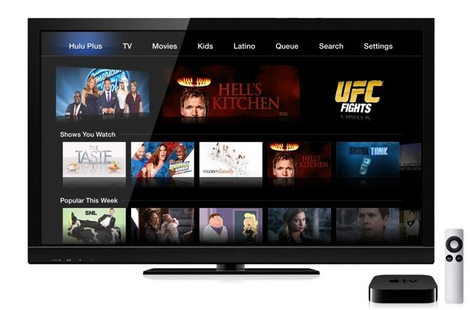 Apple TV 5.2.1 update includes redesigned Hulu interface