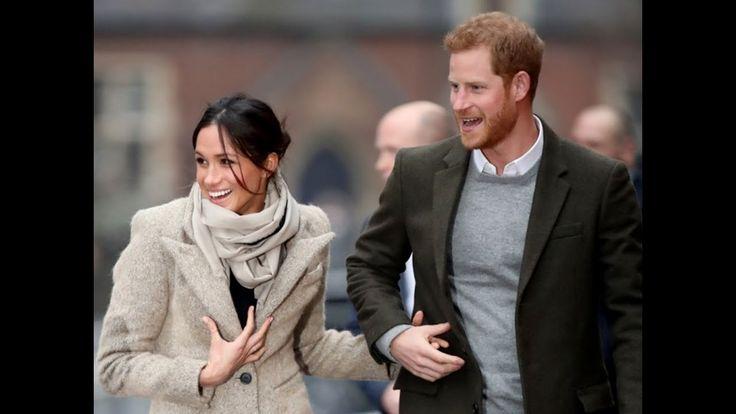 Prince Harry & Meghan Markle visit Reprezent