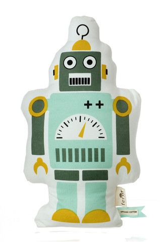 PUTE - MR SMALL ROBOT