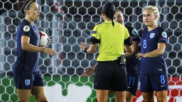 Women's Euro 2017: 'Brave' decision helped England - watch & vote https://link.crwd.fr/N1f