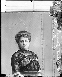 Aletta Jacobs wordt in 1870 toegelaten tot de hbs