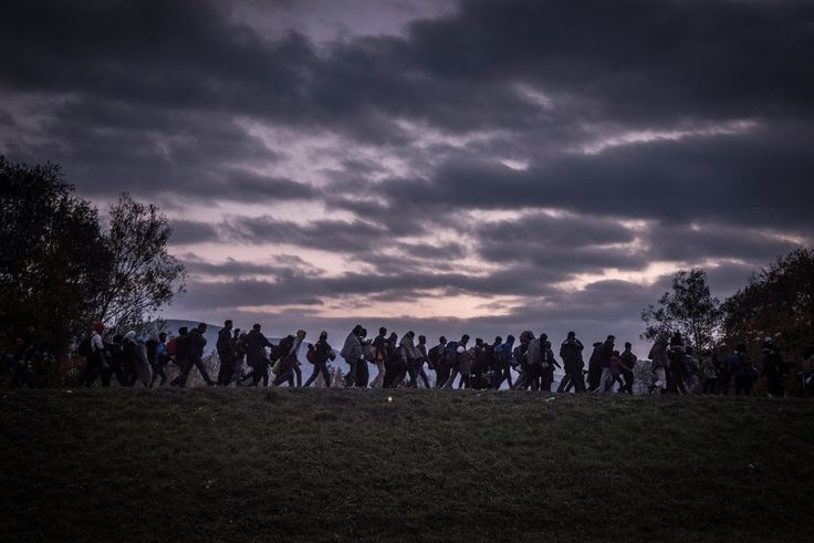 The most striking thing about the monumental migration crisis may not be the millions of people on the move now, but rather, the countless others who are poised to follow their paths to Europe.