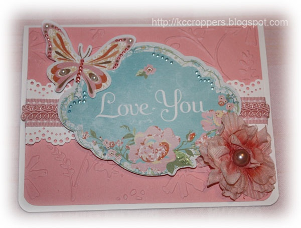 Mothers Day Card - Scrapbook.com | CARDS/TAGS | Pinterest ...