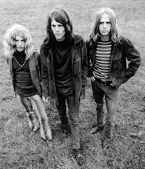 Acid rock band, Blue Cheer.