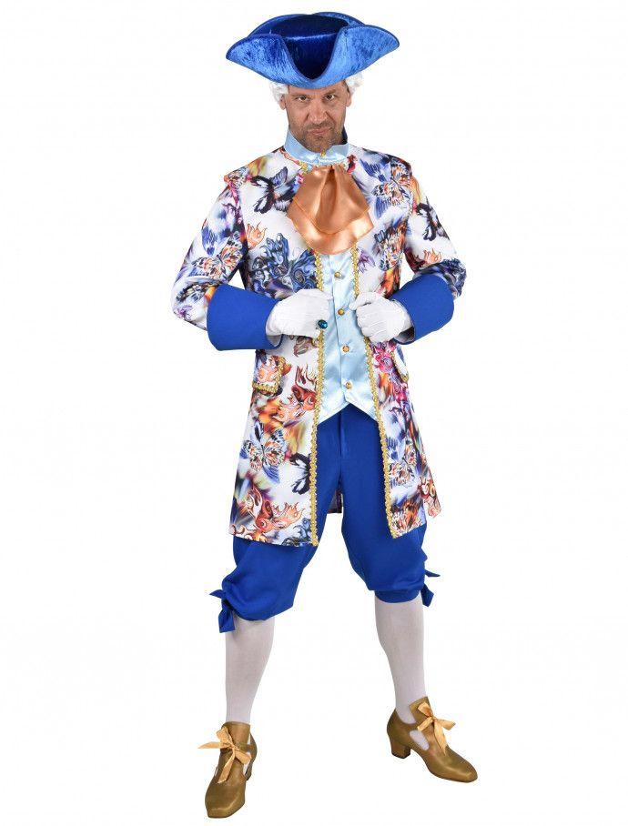 f587922d314383 Anzug Marquis Schmetterling Herren 2-tlg. für Karneval   Fasching » Deiters   anzug