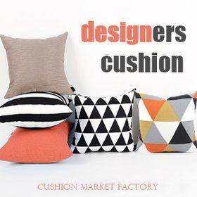 Gmarket - [기타] Organic cushion / sitting mat / linen / suede /...
