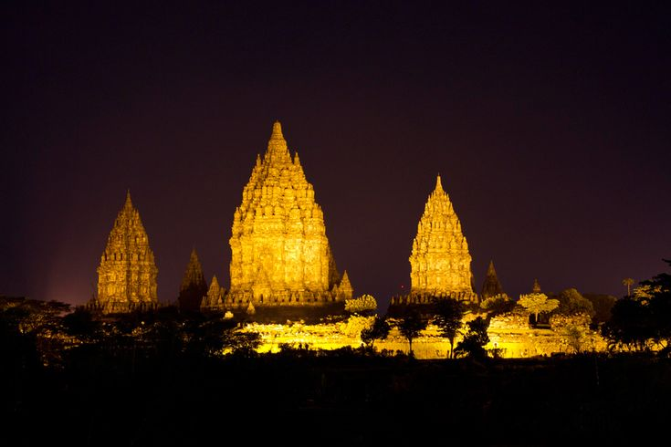 Prambanan temple outside Yogyakarta city, Central Java, Indonesia on March 31, 2012. (Dwi Oblo/Reuters)