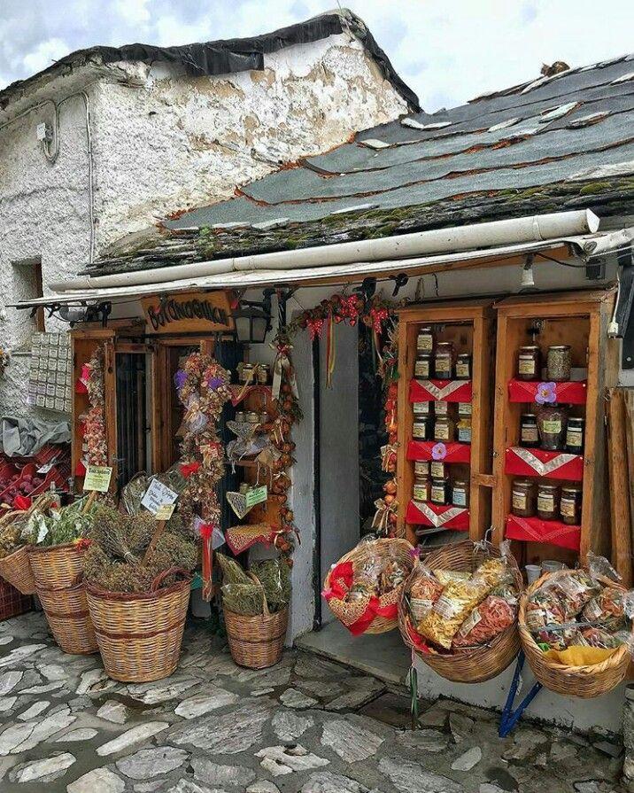 Makrinitsa-Pelion-Magnisia-Greece