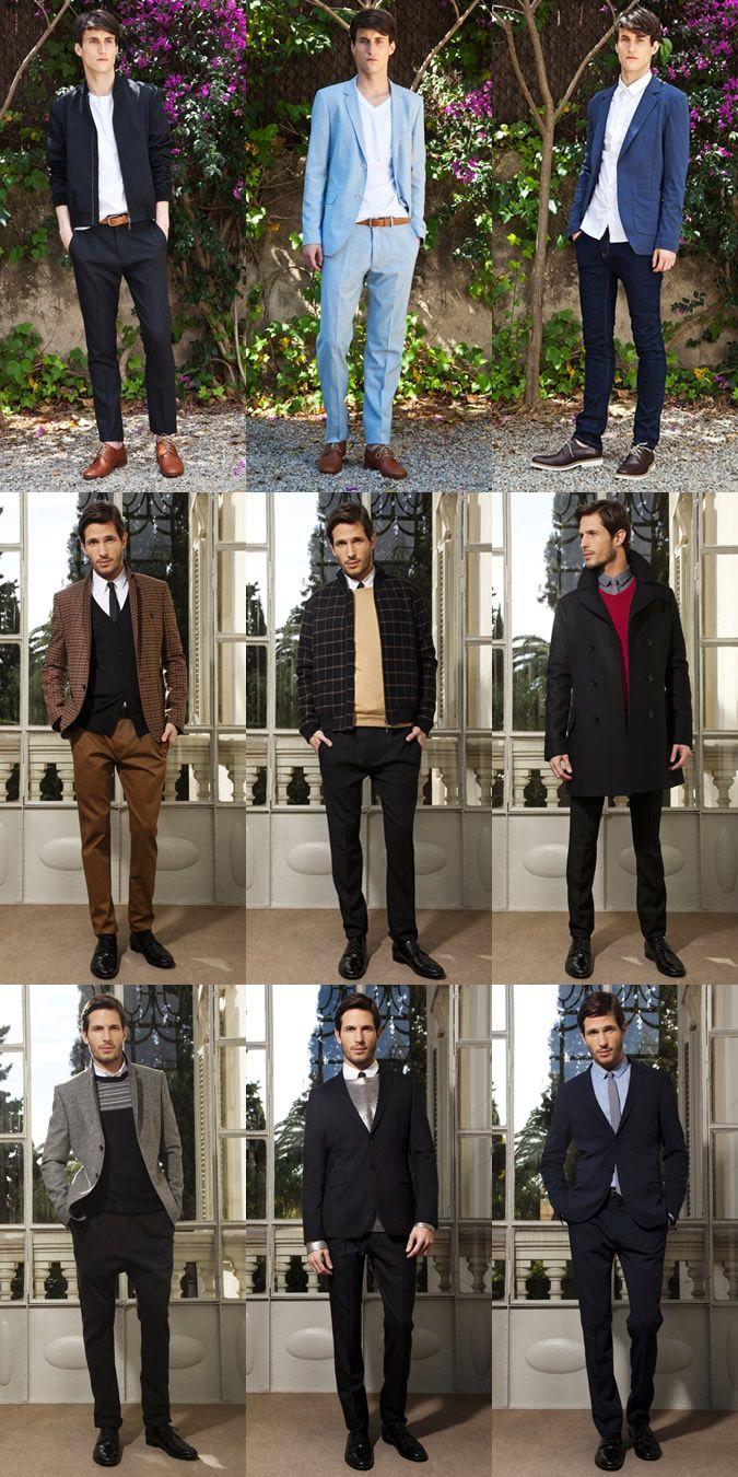 Men's Armand Basi Lookbook