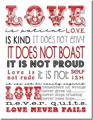 Real love is Smart    (en deze quote is printbaar!) :)