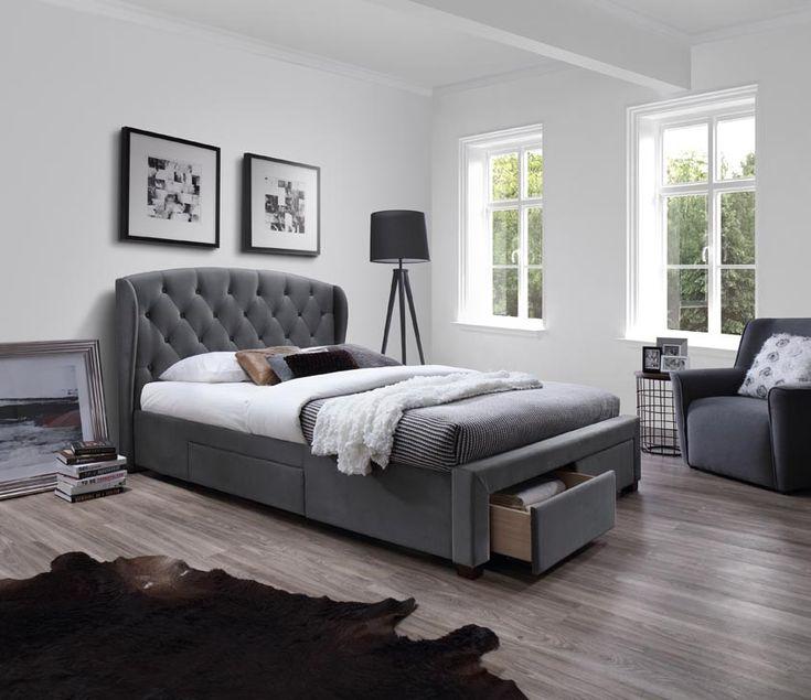 #bedroom #hygge #inspiration #home #decor #grey
