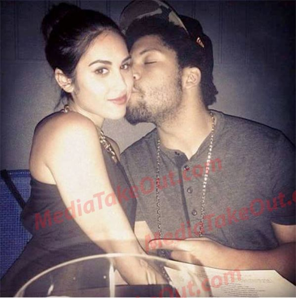 STRAIGHT FROM COMPTON Actor O'Shea Jackson Jr's LATINA GIRLFRIEND . . . Makes Some Very RACIAL STATEMENTS . . . Says He Does NOT LIKE 'DARK' Girls!! (WOW)