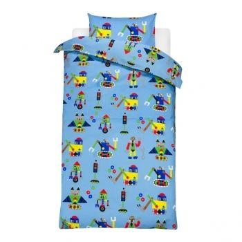 Jakari duvet cover and pillow case for children MARIMEKKO