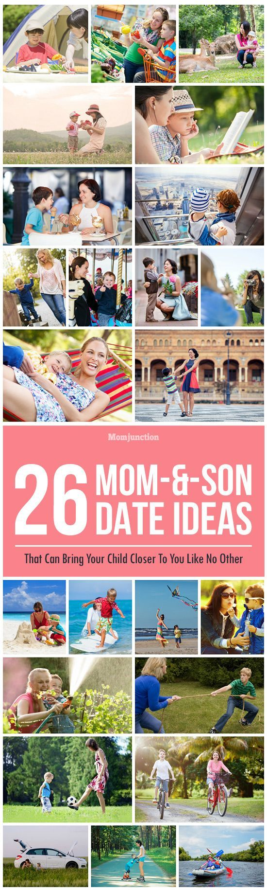 26 Mom And Son Date Ideas That Can Bring Your Child Closer To You Like No Other! #9 Would Be Pure Joy!