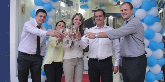 Loja Ortobom de Jacarezinho é reinaugurada - http://projac.com.br/noticias/loja-ortobom-jacarezinho-reinaugurada.html