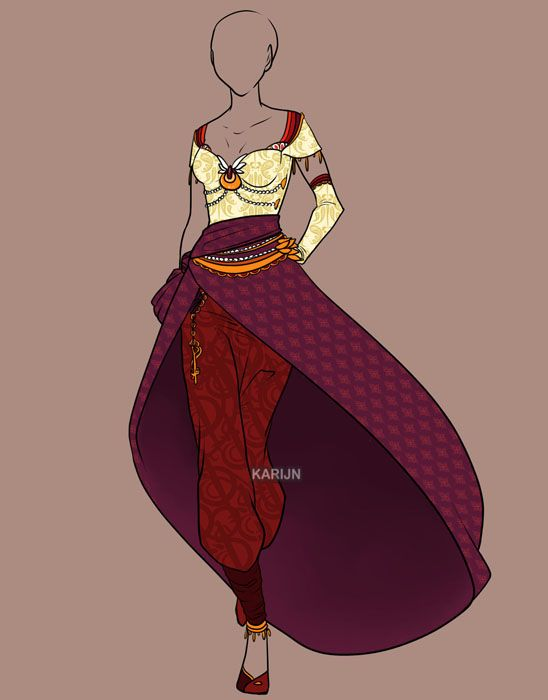 Custom Fashion 38 by Karijn-s-Basement on DeviantArt