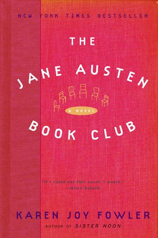 The Jane Austen Book Club is barely about the book club, it's more about the members of the book club. A good 75% of the 288 pages (actually 260 since my digital copy included the readers guide) were mostly the member's back-story and what caused them to be who they are. Shockingly, the movie was actually better than the book.