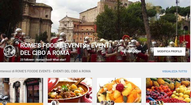 EVENTI DEL CIBO A ROMA - ROME FODDIES EVENTS: ROMA – DAL 1 AL 30 MAGGIO 2017 – ROMA GRATIS – ROM...