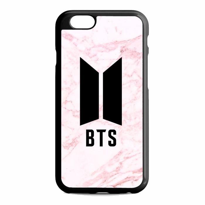 BTS Logo Marble iphone case
