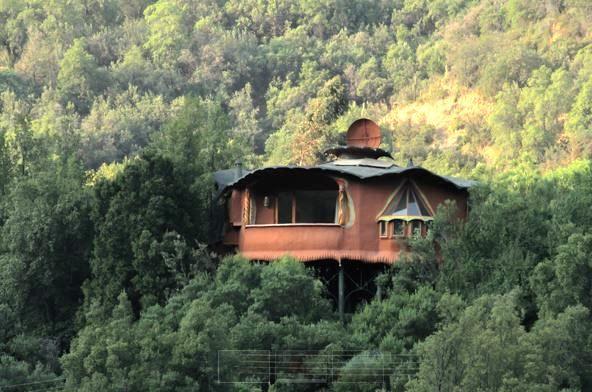 CASA BOSQUE: Una suite única a 9 metros de altura…