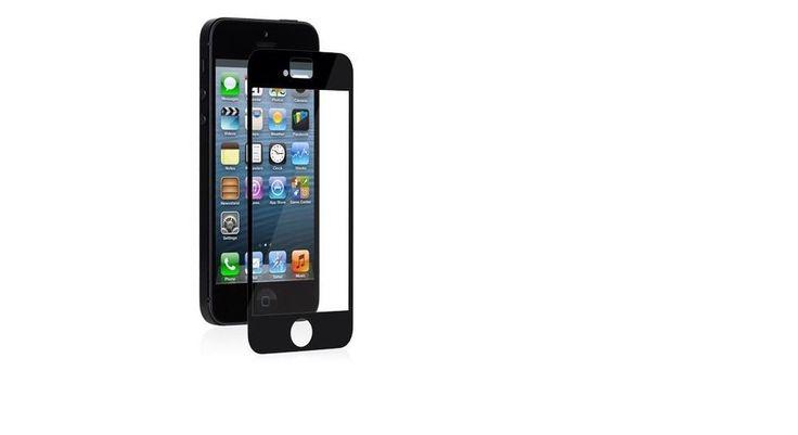 Moshi iVisor XT Apple iPhone SE / 5S / 5C / 5 Displayschutzfolie ScreenProtector
