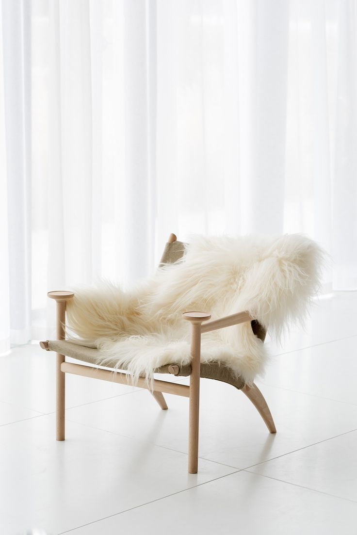 Hedwig Lounge Chair by David Ericsson for Gärsnäs