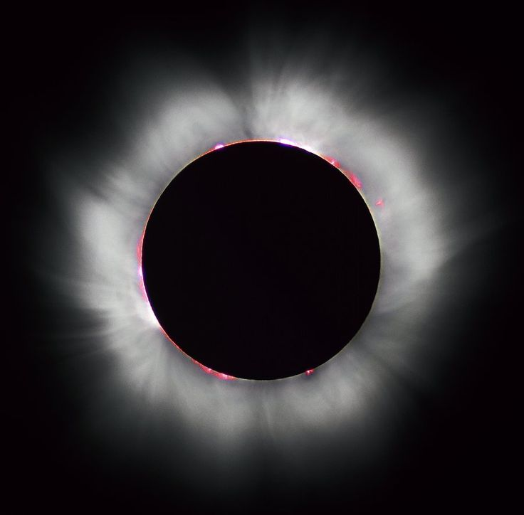 Solar Eclipse Facts: A total solar eclipse only happens once every 1 and a half years