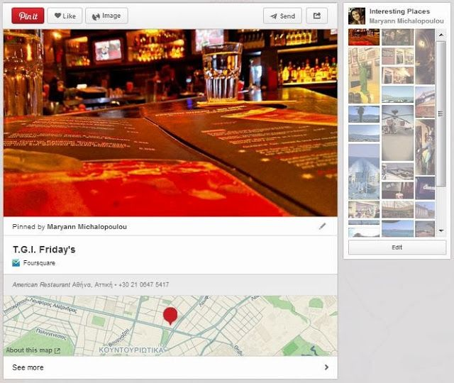 #Pinterest presents #PlacePins: How to map your Pins and Boards | Social Media, Software, Web on End of Line Magazine