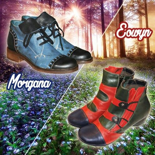 Two different moods, a unique comfort. You can find both Morgana and Eowyn at our online shop and stores in Venice.