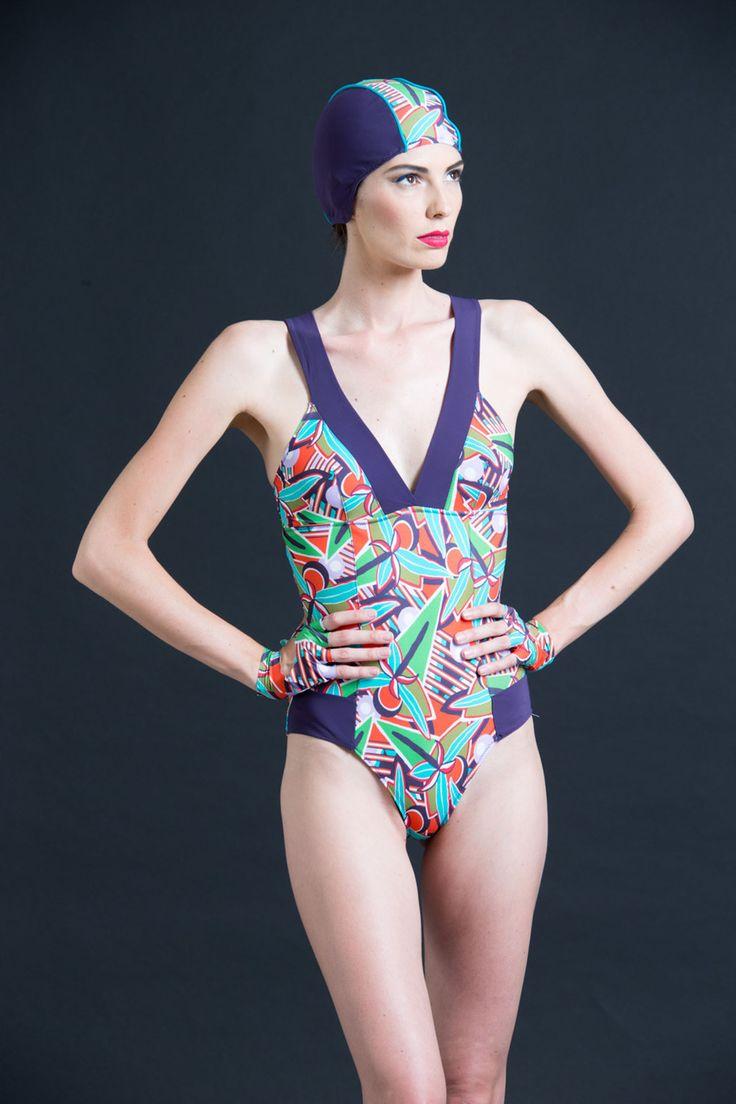 Una collezione #beachwear tra #Italia e #Messico: in mostra i lavori degli studenti AFOL Moda