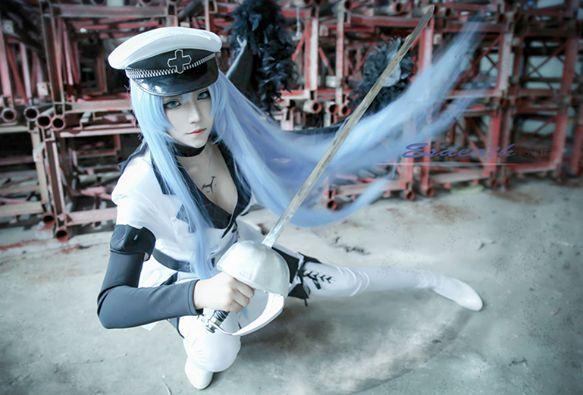 Title: Akame Ga Kill Character: Esdeath Coser: 妖一 (Arthur)