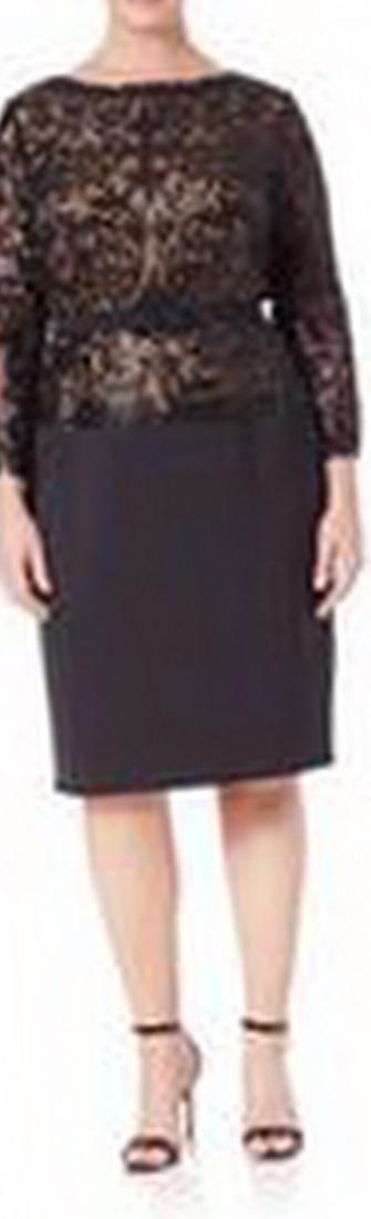 Saks plus size dresses - http://pluslook.eu/fashion/saks-plus-size ...