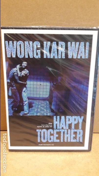 HAPPY TOPGETHER / WONG KAR WAI / AUDIO EN CHINO Y CASTELLANO / DVD - PRECINTADO.