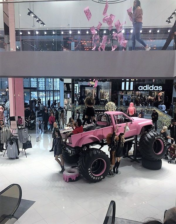 Five things to appreciate about Missguided's first ever physical store | Econsultancy