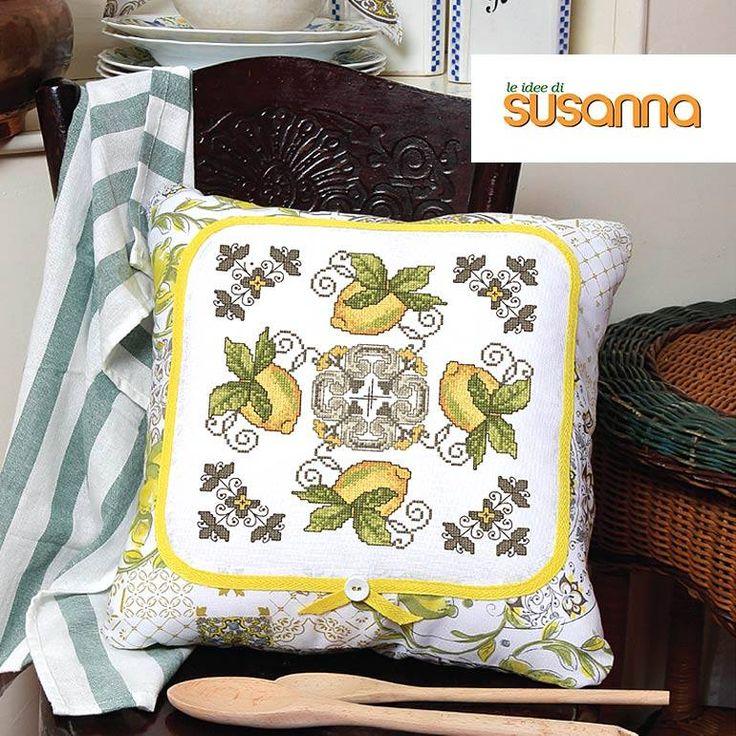 Lednové číslo časopisu LE IDEE DI SUSANNA na www.finery.cz